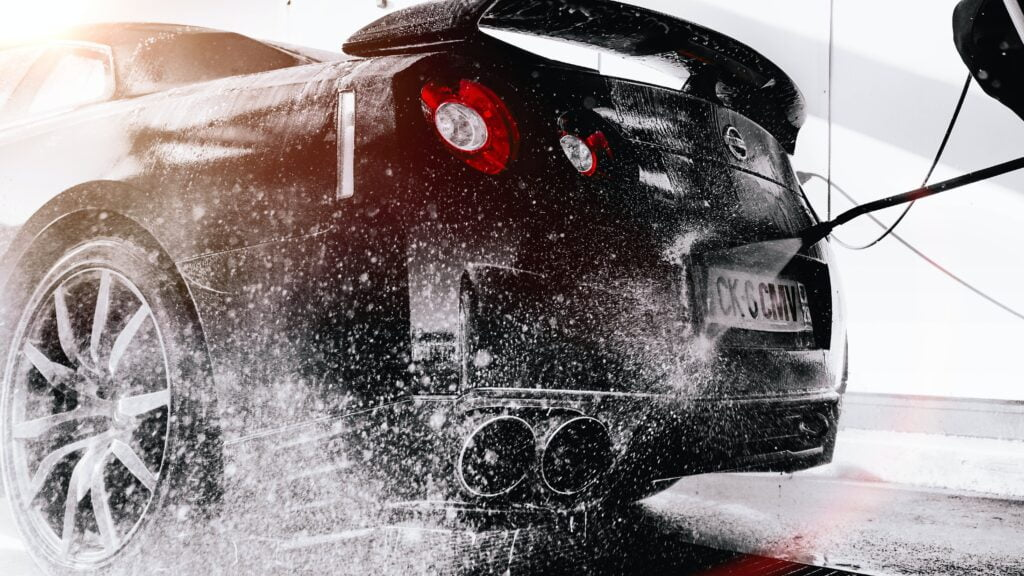 Car washing services in Victoria BC